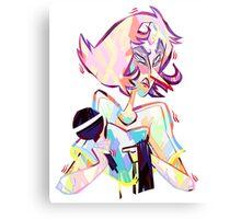 Pearl's jealousy Canvas Print