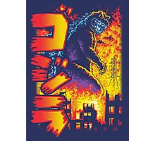 King of the Monsters Redux Photographic Print