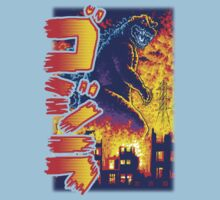 King of the Monsters Redux Baby Tee