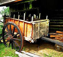 Wagon by Savannah Gibbs