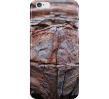 Seized piston iPhone Case/Skin