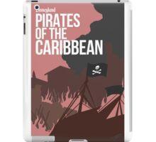 Disney Pirates of the Caribbean iPad Case/Skin