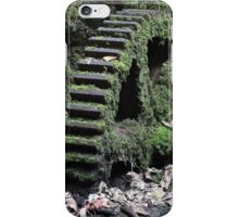 Mossy cogs iPhone Case/Skin