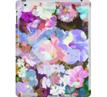 Iridescent Flowers iPad Case/Skin