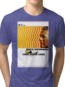 Cool Hand Luke Movie Poster Tri-blend T-Shirt