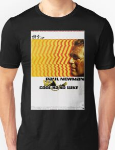 Cool Hand Luke Movie Poster T-Shirt