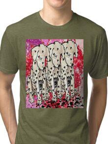 Our new spots Tri-blend T-Shirt