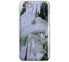 Icicles, brrrrrrr! iPhone Case/Skin