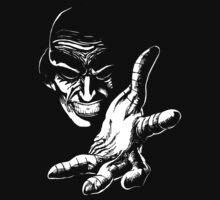 Evil Genius (On Black) by Steven  Austin