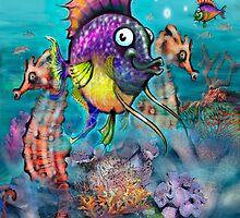 Aquarium by Kevin Middleton