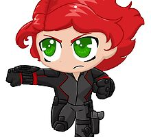 Black Widow Age of Ultron by Nickyparson