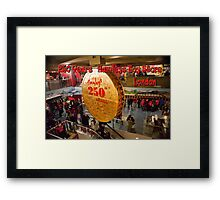 Hamleys Celebrates 250 Years Framed Print