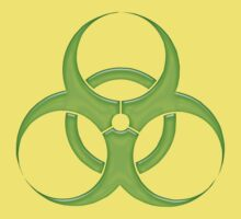 biohazard - organic, bio, hazardous, contaminated, environmentally by fuxart