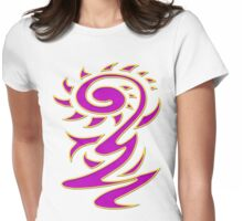 tribal Womens Fitted T-Shirt