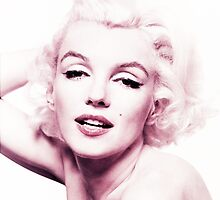 Marilyn Monroe by DoraBirgis