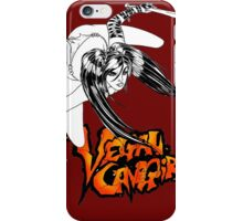 Vegan Cave Girl Strikes iPhone Case/Skin