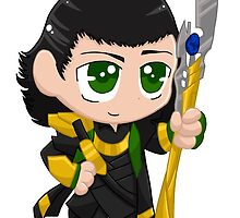 Loki by Nickyparson