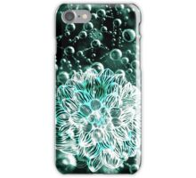 Drowned Flower  iPhone Case/Skin