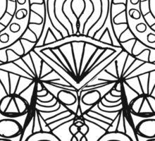 owl #3 Sticker