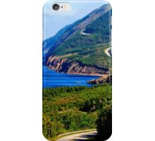 Cabot Trail Nova Scotia iPhone Case/Skin