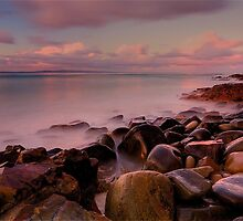Noosa sunset by GabrielK