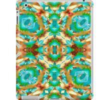 Colorful Modern Pattern Collage iPad Case/Skin