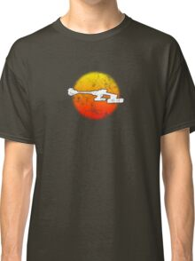 Star Empire Battle Cruiser D7 Flyby - Dark Classic T-Shirt