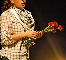 my name is Rachel Corrie - Fringe Production 2010 by blueIris
