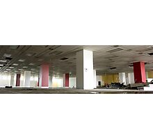 Unloved office! Photographic Print