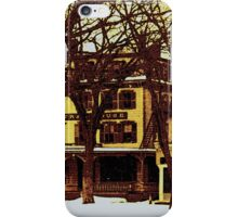 Ashland Mass 1930s iPhone Case/Skin