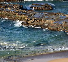 Burwood Beach - Newcastle by reflector