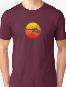 Star Empire Battle Cruiser D7 Flyby - Light Unisex T-Shirt