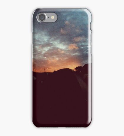 Festival Sunset iPhone Case/Skin