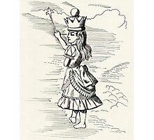 Queen Alice Photographic Print