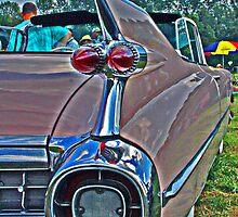 1959 Cadillac Eldorado Brougham  by Turtle6