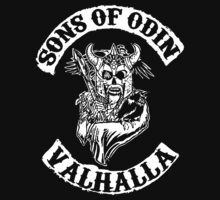 Sons of Odin Vikings Inspired by tejay