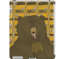 Grizzly Bear Dreams iPad Case/Skin