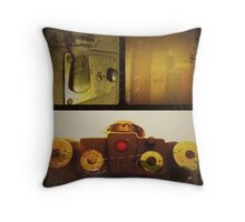 my things Throw Pillow