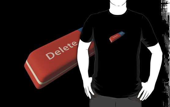 Delete or undo? by BrainCandy