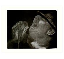 Jimmy Art Print