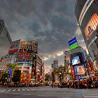 Shibuya  Tokyo  Japan by William Bullimore