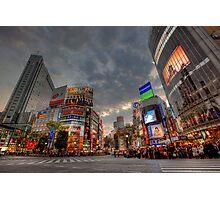 Shibuya • Tokyo • Japan Photographic Print