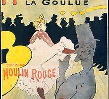 Moulin Rouge : La Goulue  by coz57