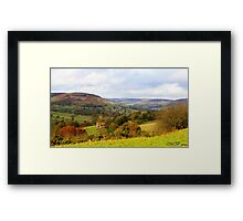 A Yorkshire Barn Framed Print
