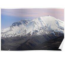 Mt. St. Helens, Washington  Poster