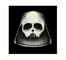 Death Vader Art Print