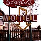 Starlite Motel by Carin Fausett