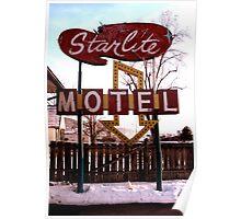 Starlite Motel Poster