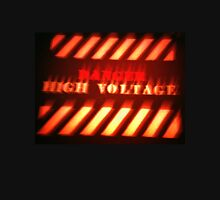 Danger High Voltage Long Sleeve T-Shirt