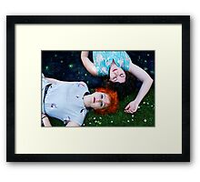 she allowed her to dream of van gogh Framed Print